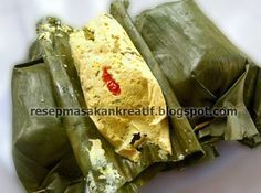 Resep Pepes Tahu | Resep Masakan Indonesia (Indonesian Food Recipes)