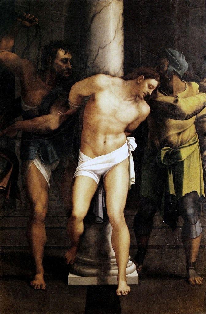 Sebastiano del Piombo - Flagellazione - 1521-1524