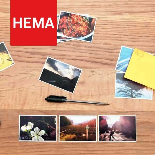 Bevrijd je foto's uit je telefoon of tablet en maak er een setje leuke afdrukken van.