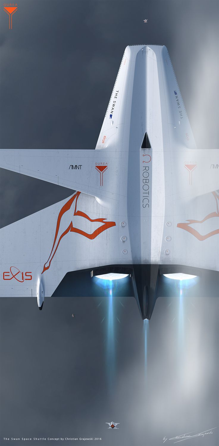 future space shuttle concepts - photo #38