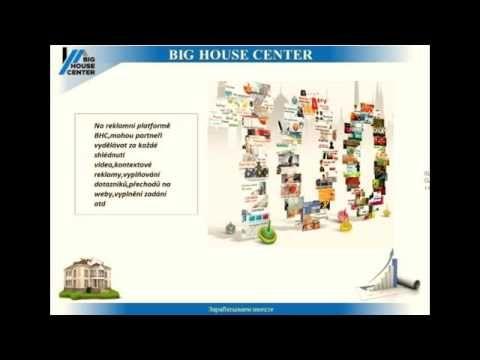Zarábajte na internete spoluprácou s Big House Center.Záznam prezentácie tu: https://youtu.be/Nfq3iiibT_Y Zaregistrovať sa môžete cez odkaz: http://IvetaD.bhc.bz/