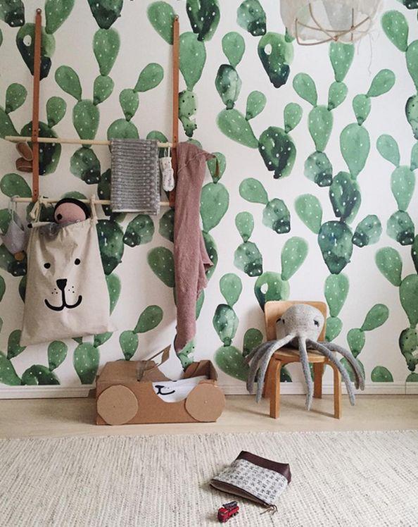 Papier peint chambre d'enfant Kinderkamer behangpapier