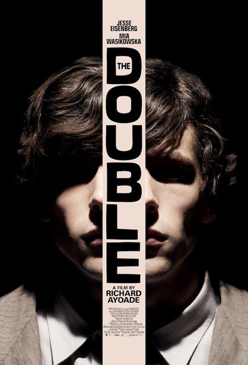 The Double, Movie Poster
