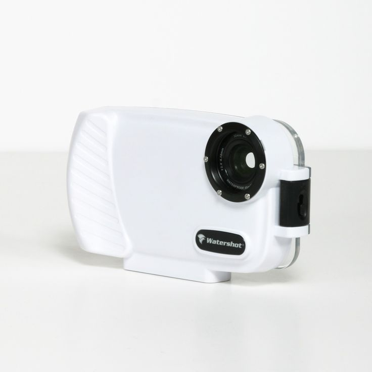 Watershot® for iPhone® 5 - Underwater camera housing... I JUST BOUGHT THIS FOR MY UP COMING DIVES IN EMERALD BAY BAHAMAS!!!