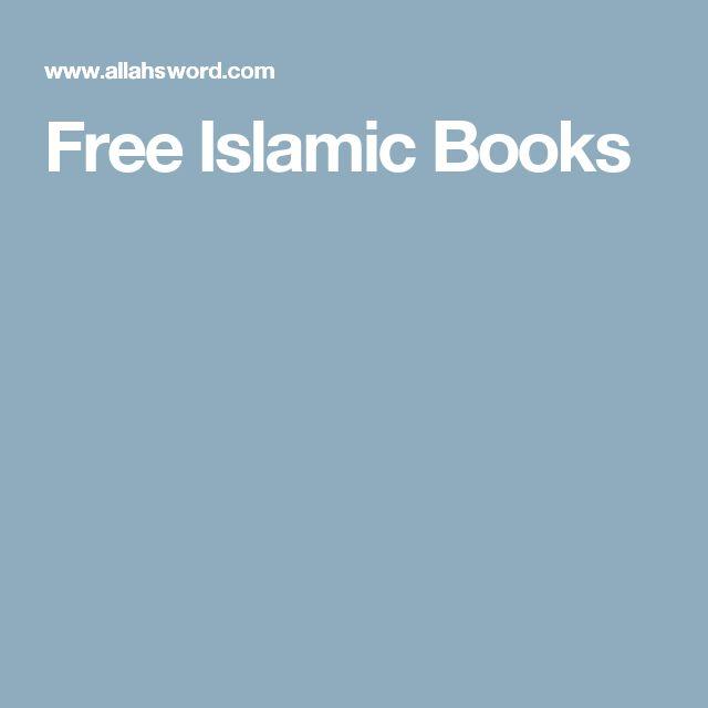 Free Islamic Books