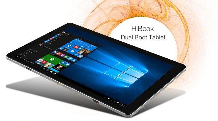 Tablette 10.1 CHUWI HiBook 2 en 1 (DualBoot Windows 10/Andoid 4GB Ram FHD) à 145 Bonjour  De nouveau vente flash mais encore moins chère de 5pourcette tabletteDual-Boot et convertible (clavier en option) qui était déjà bien placée.  Là elle est en vente flash etestdisponible pour 145 je peux vous dire que cest un excellent Mega bon plan foncez !!!  Tablette 10.1 CHUWI HiBook 2 en 1 (DualBoot 4GB Ram FHD) à 145  Clavier optionnel à 33  Vente flashvalable pour 80 pièces seulement !  Avec ces…