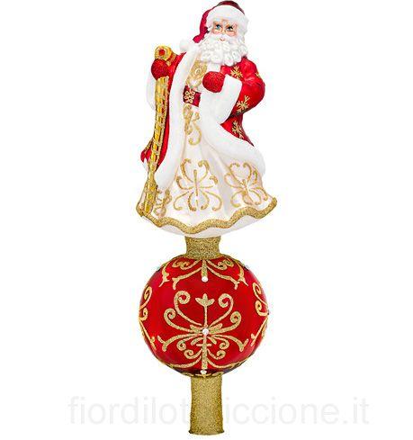 Oltre 1000 idee su decorazioni per albero di natale su - Decorazioni albero di natale ...