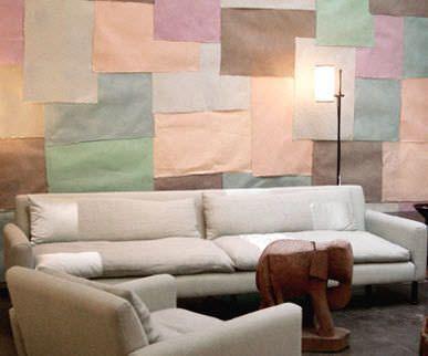 Contemporary sofa / indoor - MIRA - CARAVANE