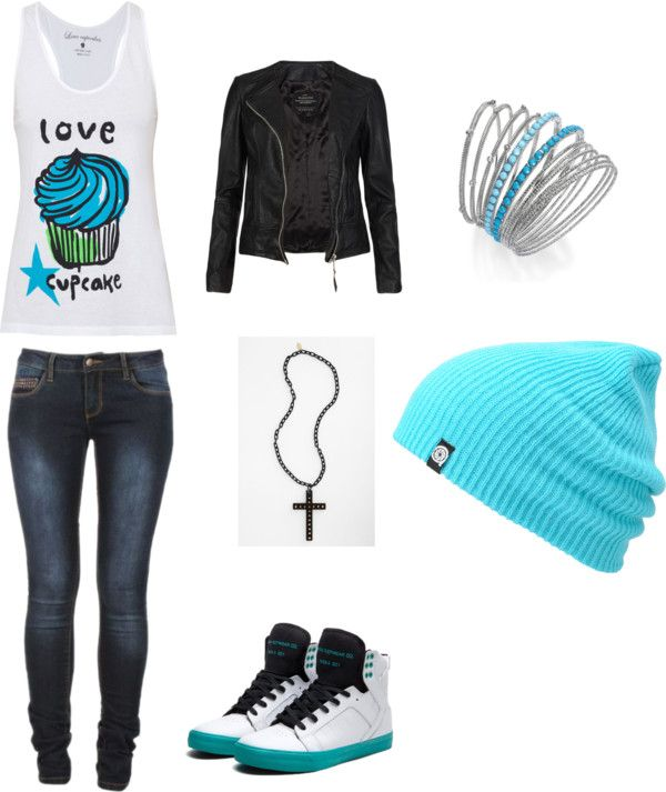 """""""Cute outfit."""" by tomboy22 liked on Polyvore 