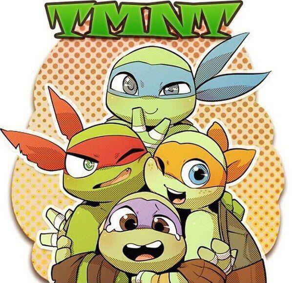 TMNT 2012! I LOVE IT!