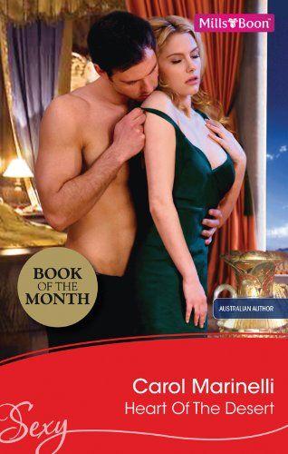 Mills  Boon : Heart Of The Desert eBook: Carol Marinelli: Amazon.com.au: Kindle Store