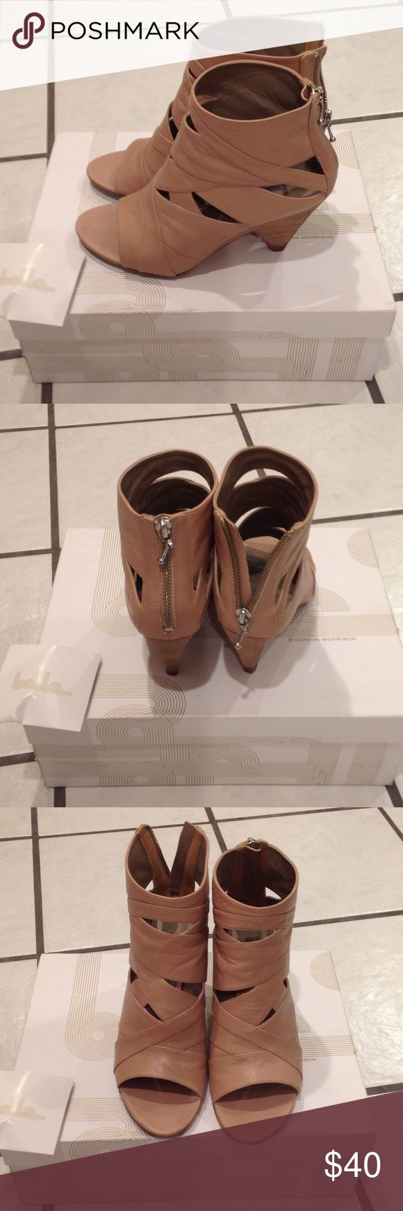 Belle by Sigerson Morrison ankle boots Come in original packaging Belle by Sigerson Morrison Shoes Ankle Boots & Booties