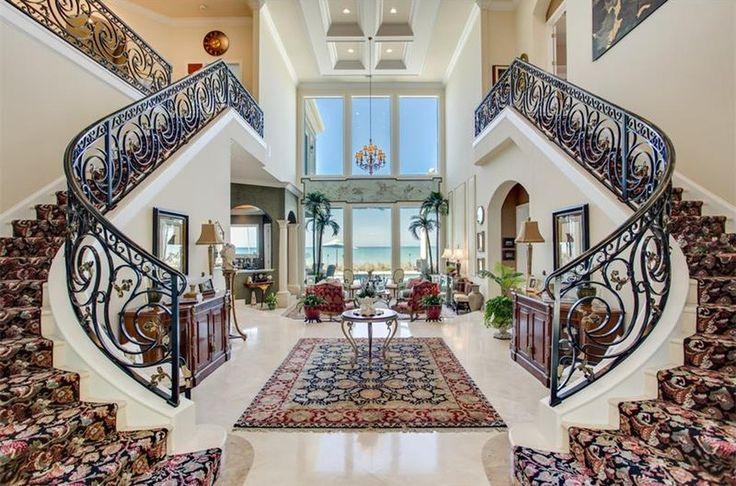 Sarasota | Surrounding Areas Spectacular beachfront estate in Nokomis/Casey Key. Listed by: Stephanie Church | Michael Saunders & Company