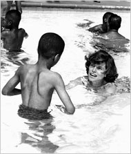 Remembering - Eunice Kennedy Shriver, Mother of Special Olympics - NYTimes.com