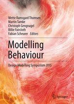 Modelling Behaviour - Design Modelling Symposium 2015   Mette Ramsgaard Thomsen   Springer