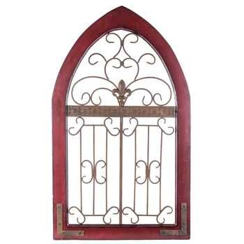 Get Rustic Red Metal Wood Wall Decor Online Or Find Other Wall Art Products From