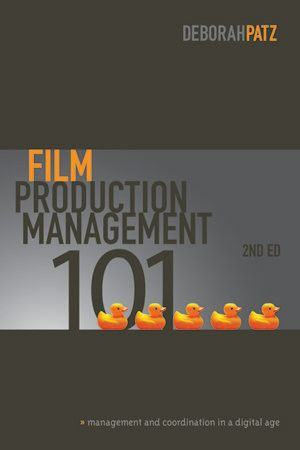 Film Production Management 101 - Free Production Forms
