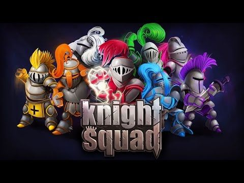 Knight Squad Review - Syncing