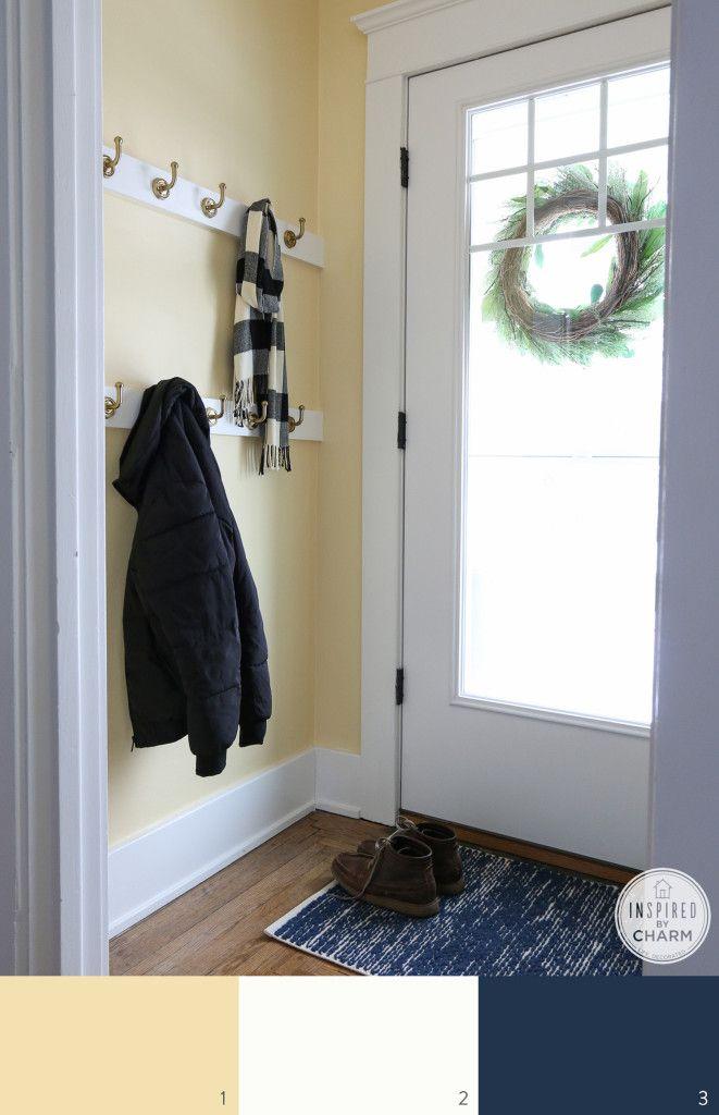 Foyer Mudroom Colors : Best ideas about entryway paint colors on pinterest