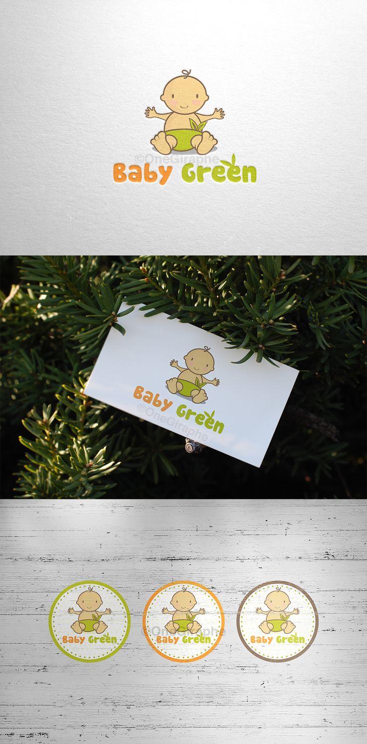 www.One-Giraphe.com #newborn #baby #logo #logodesign #cute #sleep #sleepy #graphic #design #designer #portfolio #behance #logopond #brandstack #store #kids #children #logodesign #design #designer #brand #brandidentity #green #eco #mom #organic