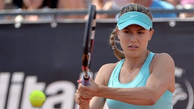 "Eugenie Bouchard splits from coach Sam Sumyk: Partnership produced 4-13 record for Canadian tennis player (via CBC Sports Posted: Aug 06, 2015) - (Please follow my new Eugenie Bouchard board - Eugenie ""Genie"" Bouchard 2)"