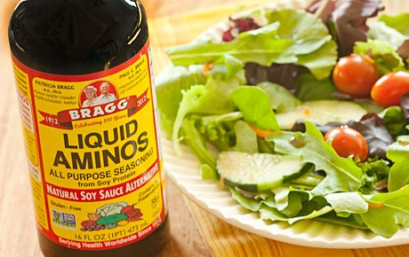 Bragg Liquid Aminos...greatest soy substitute for gluten free sushi! #glutenfree