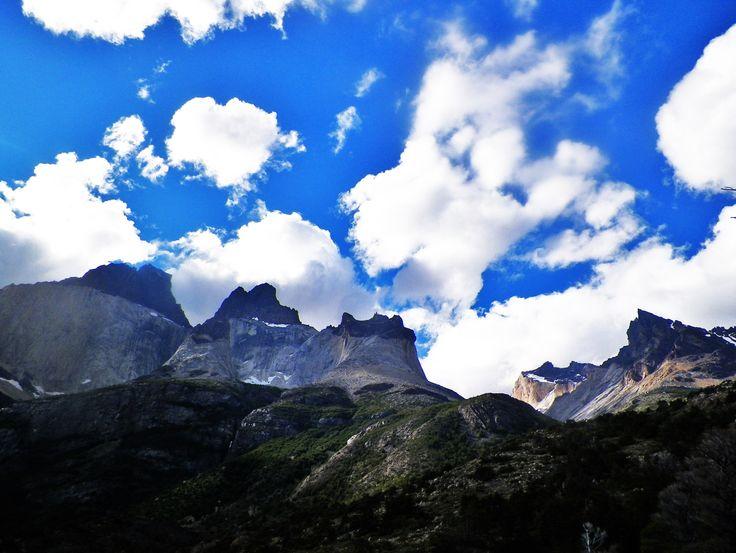 Día - 7 - salida de refugio cuernos  - campig chileno , 14 klm, 5 hrs , dificultad media ,