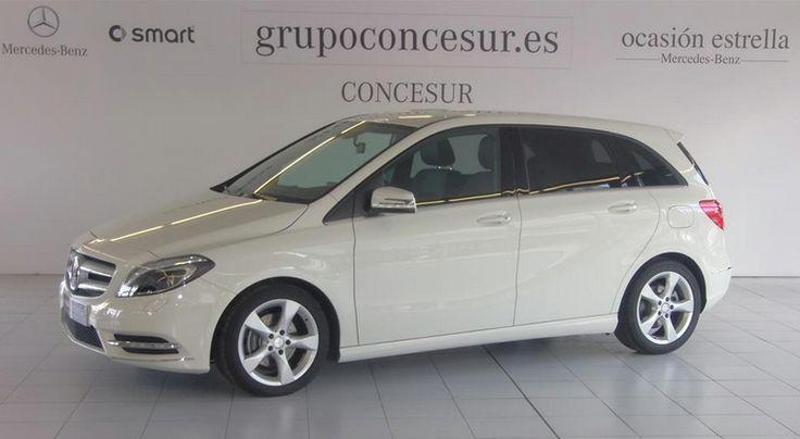 #MercedesBenz Clase B...para todo lo que se avecina. Mercedes-Benz Clase B B 180 CDI BE 109 CV  5 puertas por solo 22.900€ http://www.grupoconcesur.es/coches-ocasion/ficha/4346/mercedes-benz-clase-b-b-180-cdi-be-109-5p-en-sevilla.html?utm_source=pinterest.com&utm_medium=social&utm_content=vo-mb-b&utm_campaign=cm