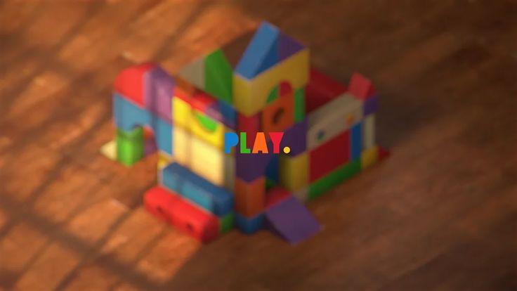 """""""Play."""" (Building Blocks) on Vimeo"""