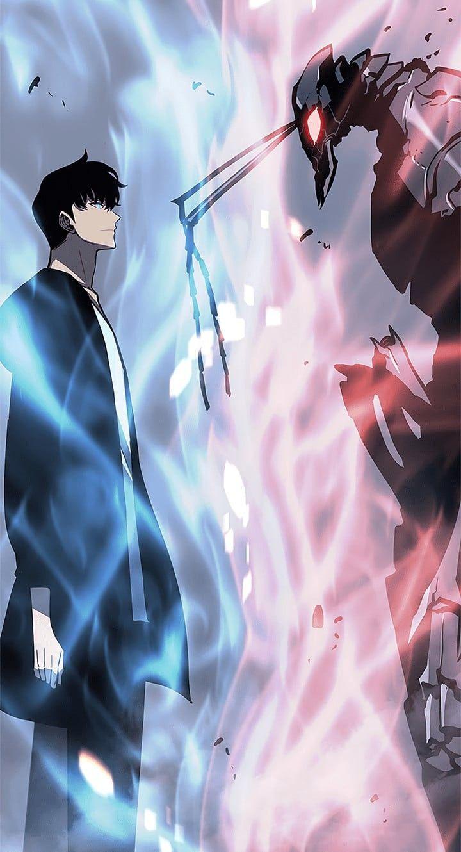 Jin Woo Vs Ant King Anime Cool Anime Wallpapers Anime Wallpaper Live Epic anime fanart wallpaper