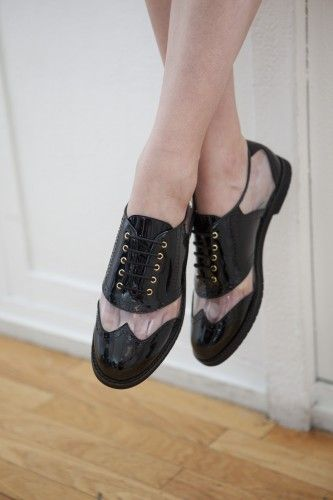 Rachel Antonoff for Bass Shoe Stalking: Spring '12 Fashion Week Edition