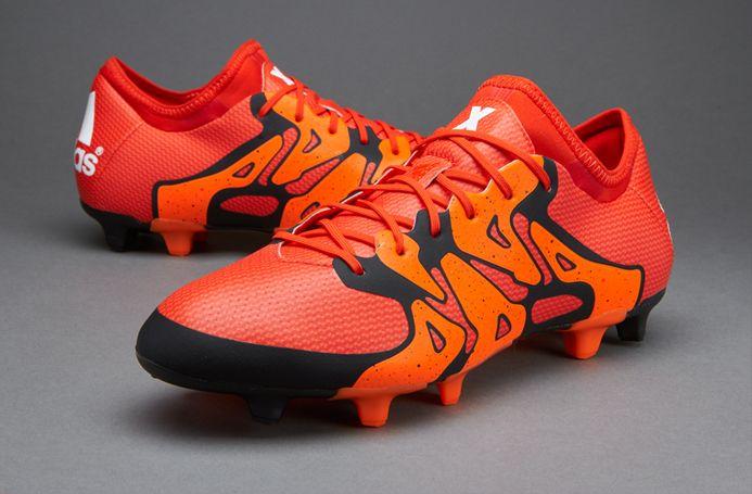 f000041a4 adidas X 15.1 FG/AG - Bold Orange/White/Solar Orange   BOOTS   Adidas,  Football shoes, Football boots