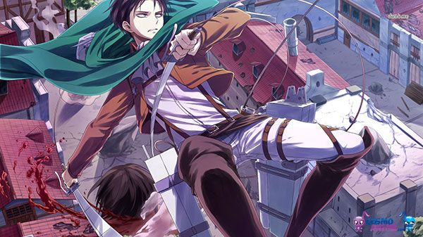 Attack on Titan 004 #background #anime: free high resolution #wallpaper