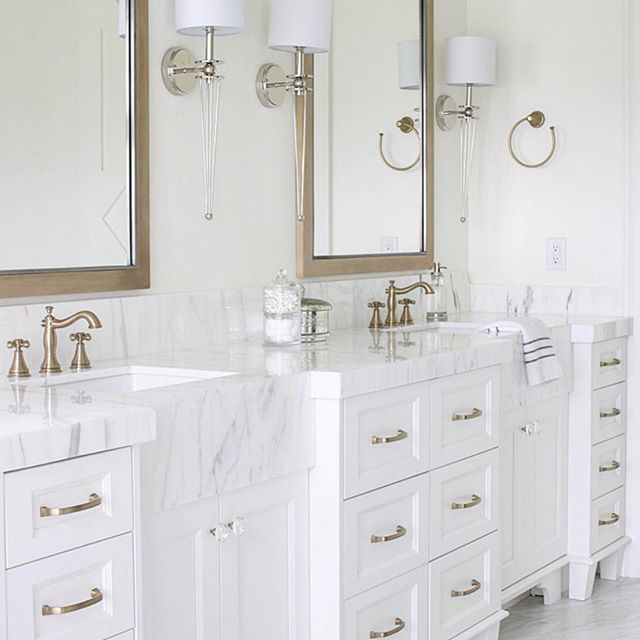 My Master Bathroom Gets So Much Natural Light I Love Stepping In First Thing In The Morning With Master Bathroom Wood Bathroom Contemporary Bathroom Lighting