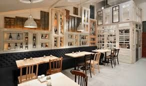 Image result for rustic cafe decor