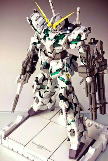 RX-0 Unicorn UC Final battle
