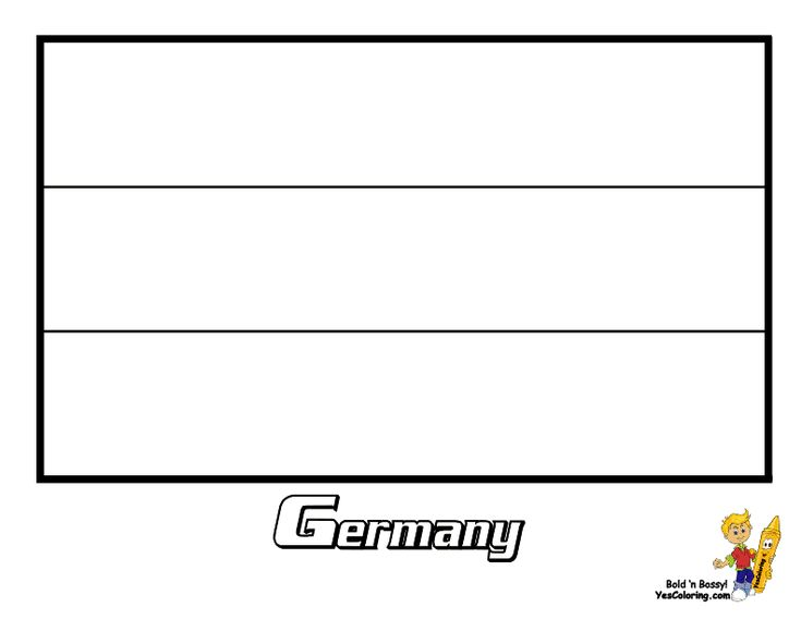 foreign flags coloring pages - photo#29