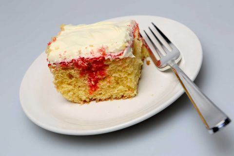 5. Big Red Cake  Or, you can try the Big Red cake, which sounds just as interesting. Recipe: www.pinterest.com Photo: Helen L. Montoya, San Antonio Express-News / ©2013 San Antonio Express-News
