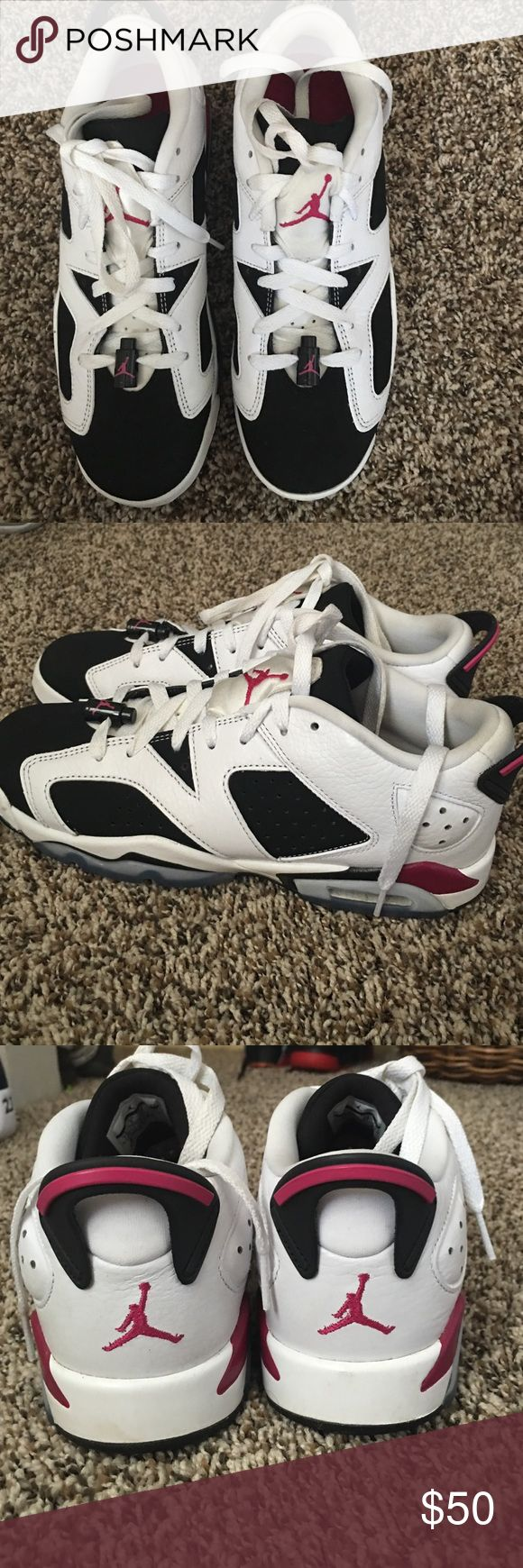 Jordan retro 6 low Worn a few times. Clean and will take offers !! Shoes Sneakers