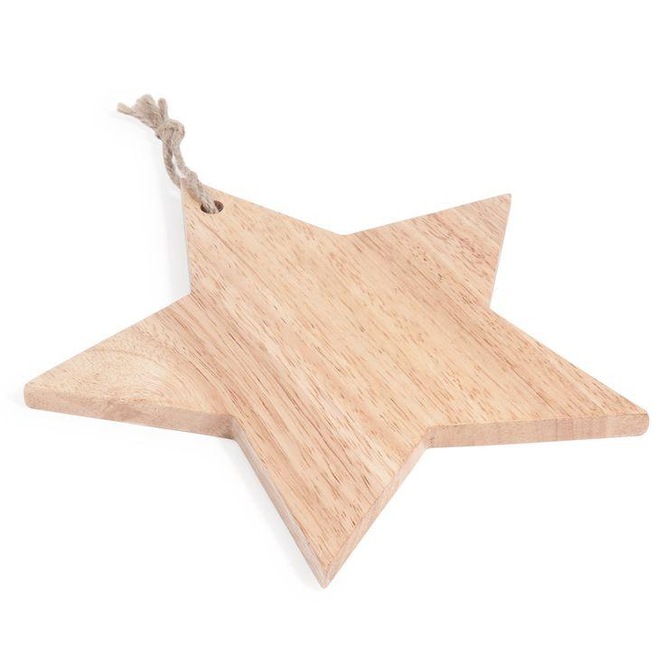 Planche à découper Étoile