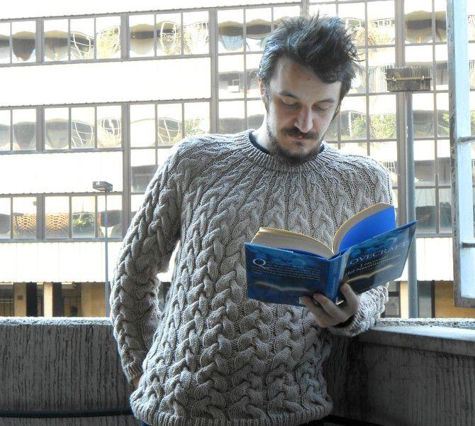 Maglie - Maglioni uomo a trecce, stile Aran, su misura - un prodotto unico di cosediisa su DaWanda