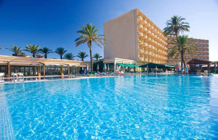 Hôtel Portblue San Luis 4* TUI à Minorque