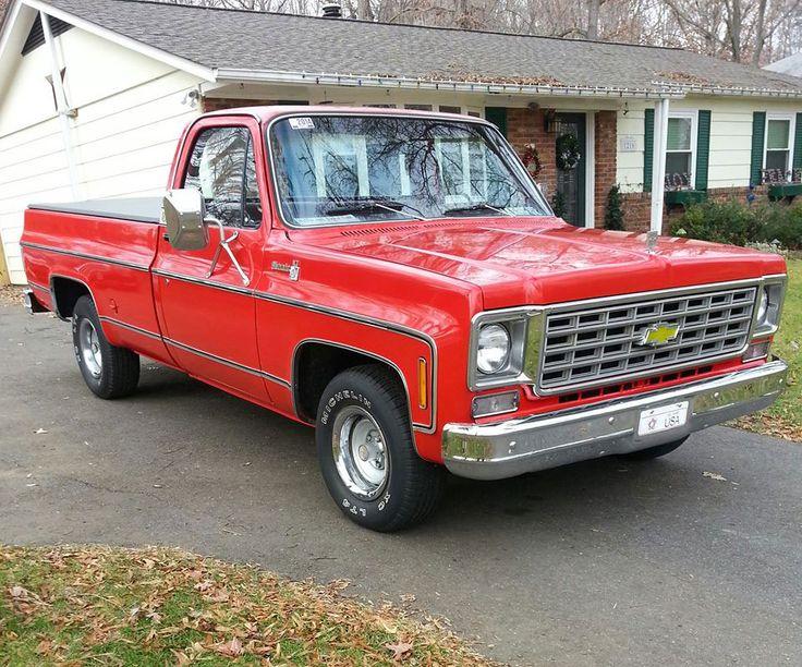 1976 Chevy Truck - LMC Trucklife