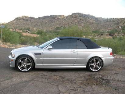 Used 2003 BMW M3 for Sale ($14,000) at Fort Collins, CO. Contact: 970-215-7164. (Car Id: 57444)