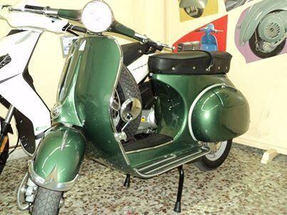 Vespa 150S primera serie año 1961 - De Jose Balbet Montero