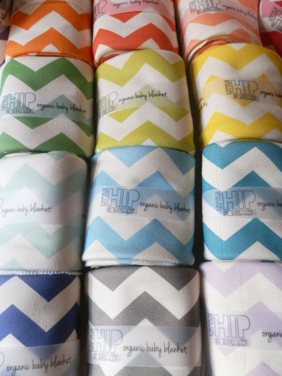 Swaddling Blanket, Chevron, Your Color Choice, Chevron Baby Bedding....love these, so cute!