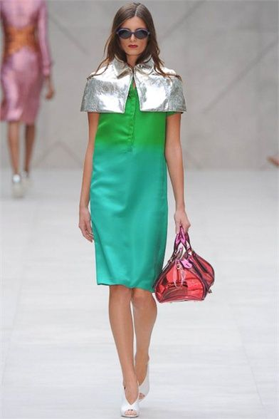 Burberry Prorsum - Spring Summer 2013 Ready-To-Wear - Shows - Vogue.it