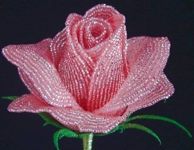 French Beaded Flower Tutorials (4/29/2015)   Guide To Beadwork Blog
