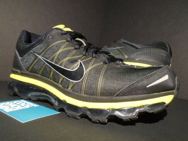 eBay Sponsored) NIKE AIR MAX+ 2009 LAF LIVESTRONG BLACK