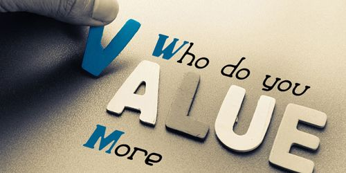 """Who do you value more? – John 12: 42-43 – The third reason people didn't follow Jesus was because they were afraid what others will think of them. They wanted the approval of People (family, friends, collegues). Has the opinions of people held you back from enjoying a greater love relationship with Jesus? Let us not be delayed any longer. It is time that we stand with ONLY JESUS. Proverbs 29: 25 says """"Fearing people is a dangerous trap, but trusting the LORD means safety."""""""